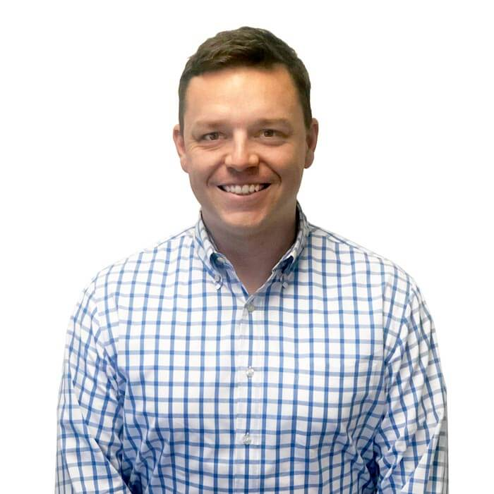 7T Director of Business Development Alex Drozd
