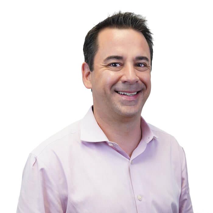 7T Director of Business Development Steve Parta