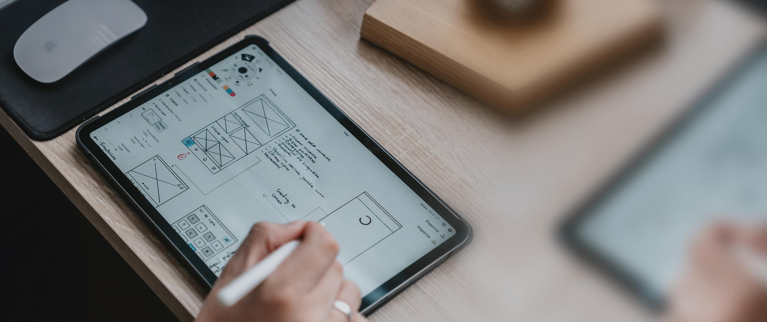 7T Mobile UI/UX Design Services - 7T is a Mobile App & Custom Software Development Company